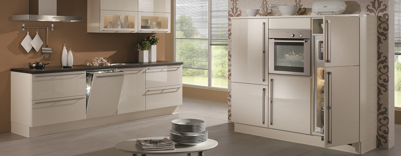 k chen modern l form. Black Bedroom Furniture Sets. Home Design Ideas